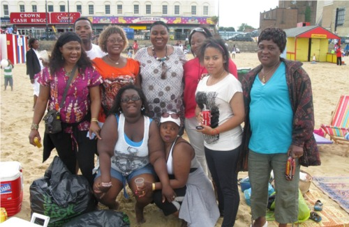 KDDA Trip to Margate, July 2010...