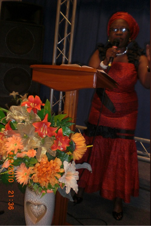 Thanksgiving Service, 2010